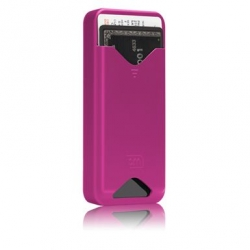 iPhone 4 ID Credit Card Cases (CM011682) Pink