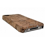 iPhone 4 Lisboa Cases (CM011714) Cork