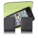 iPhone 4, 4S Barely There Case Hipster Combo (CM011818)