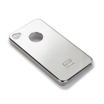 iPhone 4 Chrome with Mirror Screen Protector (CM011728)