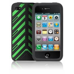 iPhone 4 Torque Cases (CM011808) Black/Green