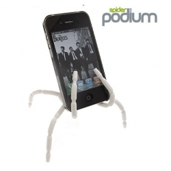 Spider Podium White