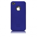 Case-Mate Barely There Case Blue for iPhone 4, 4S (CM011666)