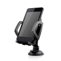 Capdase Mini Car Mount Holder Racer Black for iPhone/iPod (HR00-CN01)