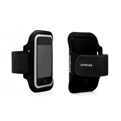 Capdase Sport Armband Zonic Black for iPhone/iPod (ABIH4-1201)