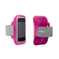 Capdase Sport Armband Zonic Fuchsia for iPhone, iPod (ABIH4-1204)