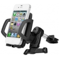 Capdase Car Mount Holder Racer Air Vent Black for iPhone, iPod, Mobile, GPS (HR00-CV01)