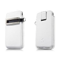 Smart Pocket Callid SLIH4-S32G White/Grey