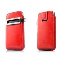Smart Pocket Callid SLIH4-S391 Red/Black