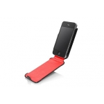 Capdase Capparel Protective Case Forme Black/Red for iPhone 4, 4S (CPIH4-1019)