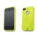 Capdase Polimor Protective Case Polishe Green/Green for iPhone 4, 4S (PMIH4-5166)