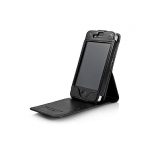 Leather Case Flip Top WCIH4-6001 Black
