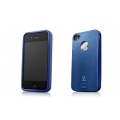 Capdase Alumor Metal Case Blue/Blue for iPhone 4 (MTIH4-5133)