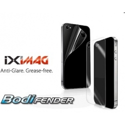 Capdase BodiFENDER IXIMAG for iPhone 4, 4S (SPIH4-BE)