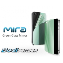 Capdase BodiFENDER MIRA Green for iPhone 4, 4S (SPIH4-BME)