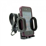 Capdase Bike Mount Holder Universal Strap Black for iPhone/iPod (HR00-BS01)