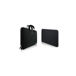 "Capdase ProKeeper Carria Black for MacBook Air/Pro/White 13"" (PK00M130-C001)"
