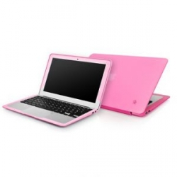 "Capdase Soft Jacket Fuchsia for MacBook Air 13"" 2010/11 (SJAPMBA3L-1004)"