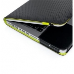 "Capdase Protective Case Folio Dot Black for MacBook Pro 15"" (SLAPMB15S-P116)"