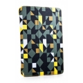 Capdase Protective Case Folio Mod Yellow for iPad 2 (SLAPIPAD2-P40E)