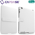 Capdase Capparel Protective Case Forme White/Black for iPad 2 (CPAPIPAD2-1021)