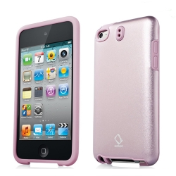 Capdase Alumor Metal Case Pink/Pink for iPod Touch 4G (MTIPT4-5144)