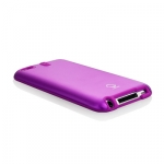 Capdase Alumor Metal Case Purple/Purple for iPod Touch 4G (MTIPT4-5155)