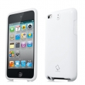 Capdase Alumor Metal Case White/White for iPod Touch 4G (MTIPT4-5122)