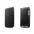 Capdase Capparel Protective Case Forme Black/Red for iPod Touch 4G (CPIPT4-1019)
