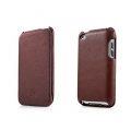 Capdase Capparel Protective Case Forme Dark Brown/Black for iPod Touch 4G (CPIPT4-10J1)