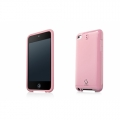 Capdase Polimor Protective Case Polishe Candy Pink/Candy Pink for iPod Touch 4G (PMIPT4-51PP)