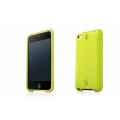 Capdase Polimor Protective Case Polishe Green/Green for iPod Touch 4G