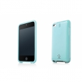 Capdase Polimor Protective Case Polishe Ice Blue/Ice Blue for iPod Touch 4G