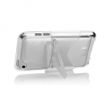 Capdase Soft Jacket Fuze Clear/Clear for iPod Touch 4G (SJIPT4-3F00)