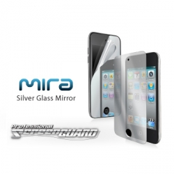 Capdase ScreenGUARD MIRA Silver for iPod Touch 4G (SPIPT4-M)