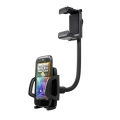 Capdase Car Rearview Mirror Mount Holder Racer Black for iPhone, iPod (HR00-CC01)