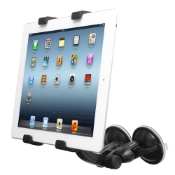 "Capdase Car Mount Suction Duo Tab-X Black for iPad/Tab 10""/8.9""/7.7""/7.0"" (HRAPIPAD3-ST01)"