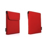 Capdase mKeeper Sleeve Case Slek Red for iPad 4, iPad 3, iPad 2, iPad (MKAPIPAD-K109)