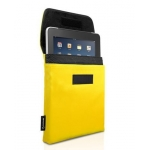 Capdase mKeeper Sleeve Case Slek Yellow for iPad 4, iPad 3, iPad 2, iPad (MKAPIPAD-K10E)