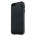 Capdase Soft Jacket Xpose Case Solid Black for iPhone 5, 5S (SJIH5-P2Y1)