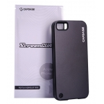 Capdase Alumor Jacket Elli Black/Black for iPhone 5, 5S (MTIH5-5111)
