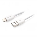 Capdase Sync&Charge Cable Lightning Grey/White (1M) (HCCB-L1G2)