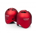 Capdase Portable Speaker Mini Beat Stereo Red for iPad, iPhone, iPod (SK00-MS09)