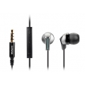 Capdase Hands-free Earphone EX-522 STEREO Grey for iPad, iPhone, iPod (HFCB-EE0G)