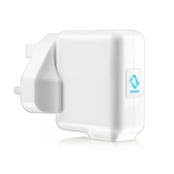 Dual USB Power Adapter ADIP-6702-EU White