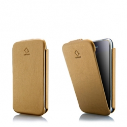 Capdase Capparel Protective Case Forme Bronze/Black for iPhone 3G/3GS
