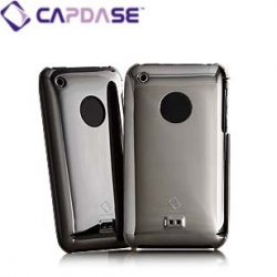 Karapace Protective Case KPIH3G-3S0S Shimma Silver