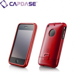 ConXept Case KHIH3G-1199 Shiner Red/Red