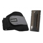 Capdase Sport Armband with Soft Jacket Black for iPod nano 5G (ABIPN5-AS01)