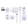 Power Kit (World Travel Adapter Kit) TKII-KJ02-EU White